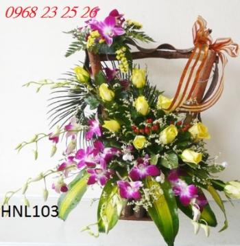 hoa ngay le  hnl103