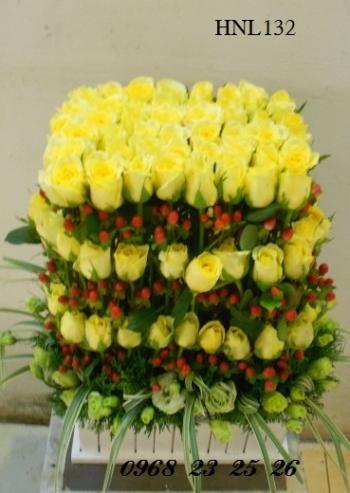 hoa ngay le  hnl132