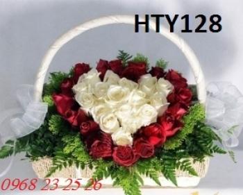 hoa tinh yeu  hty128