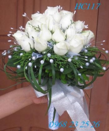 hoa cuoi hc117