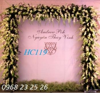 hoa cuoi hc119