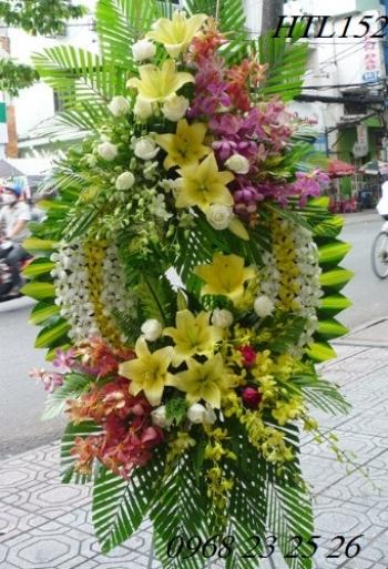 hoa tang le  htl152